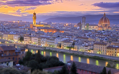 WHAT TO SEE TOSCANA