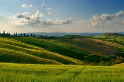 A possible leap back into the Middle Ages in Siena & Pienza…
